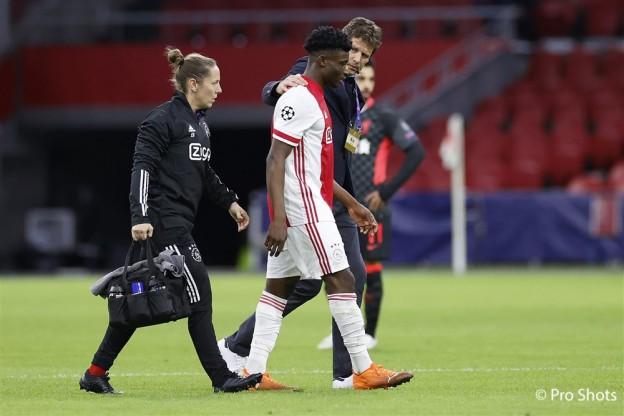 Ajax star Mohammed Kudus reveals speedy injury recovery, expresses gratitude