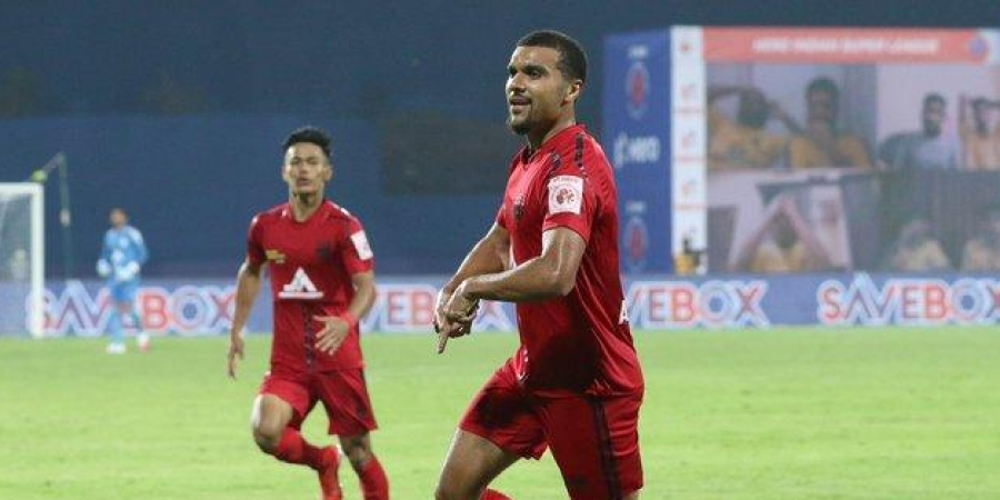 VIDEO: Kwesi Appiah scores second goal in two games for NorthEast United in draw at Kelara Blasters