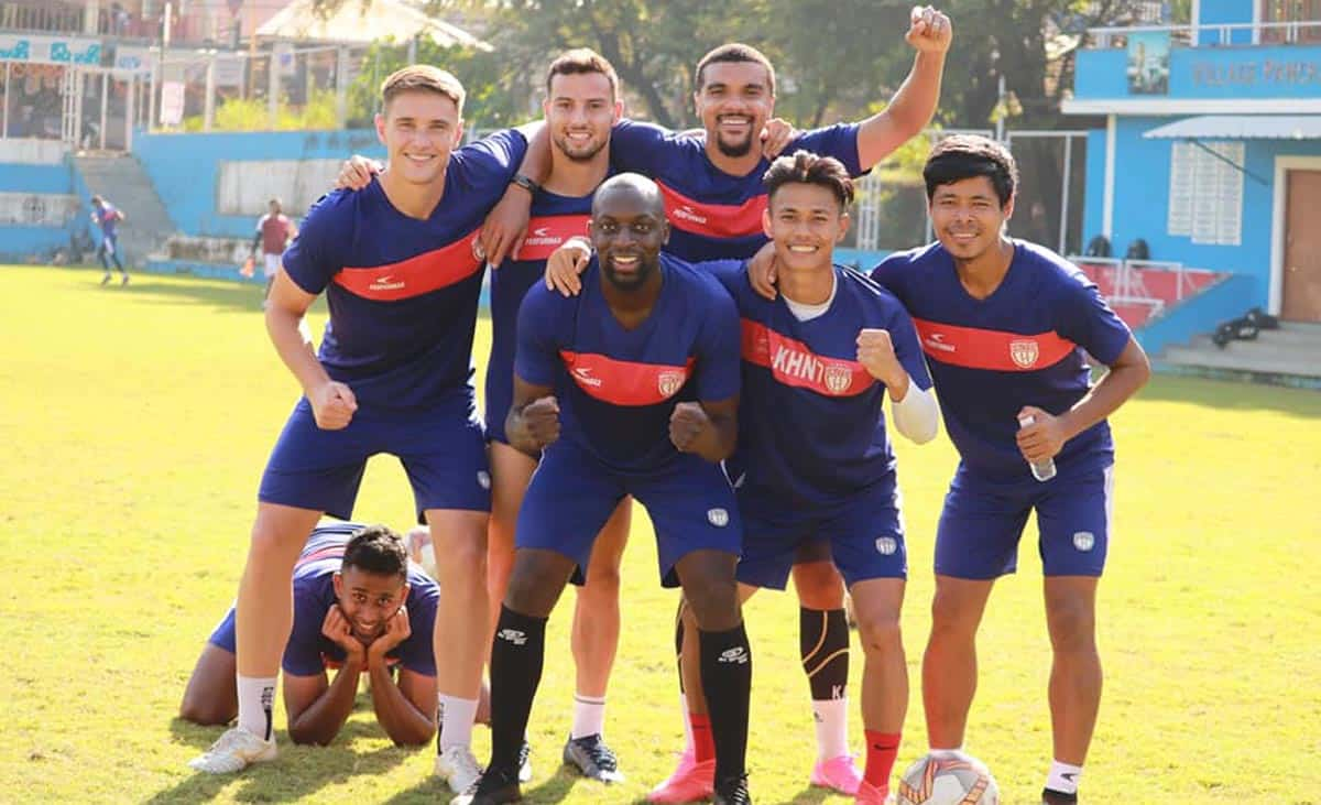 NorthEast United forward Kwesi Appiah ready to 'fly the Ghanaian flag' high in India