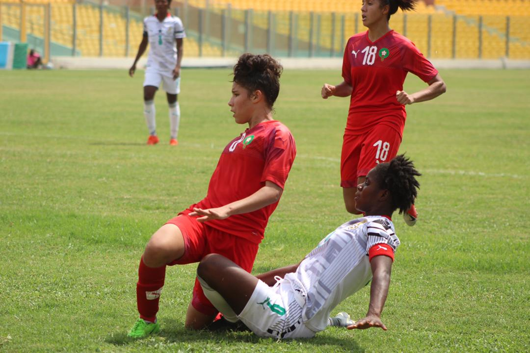 Black Princesses suffer defeat to Morocco in international friendly