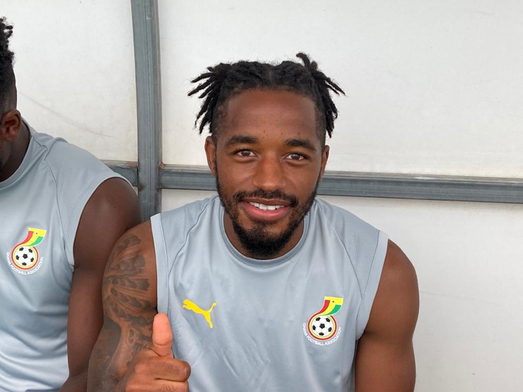 Black Stars newboy Tariqe Fosu wants to help Ghana end AFCON trophy drought