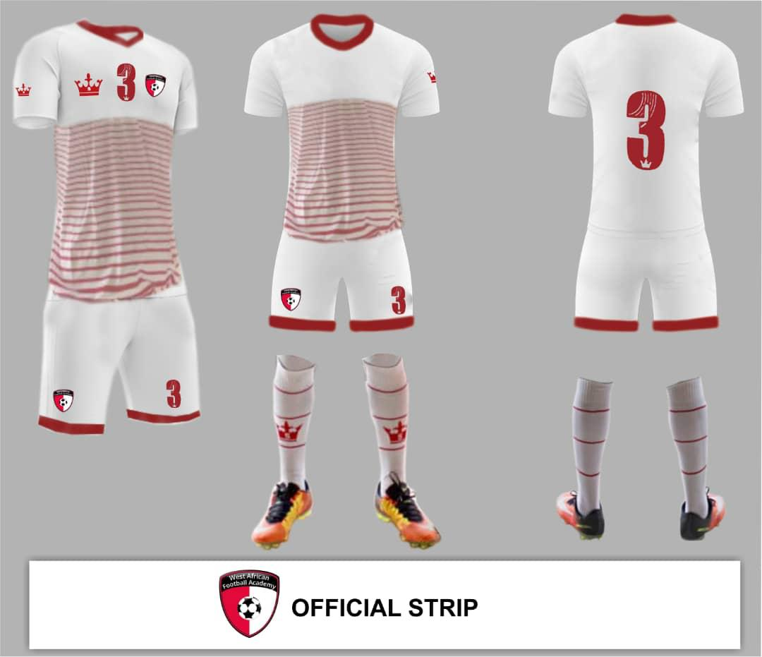 PHOTOS: WAFA unveil jerseys for 2020/21 Ghana Premier League season
