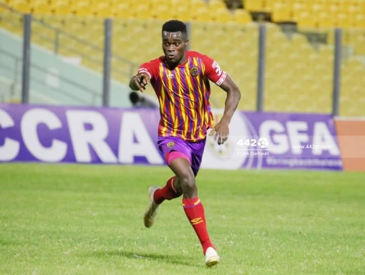 Hearts of Oak striker Kojo Obeng Jr vows to score against Aduana Stars -  Ghana Latest Football News, Live Scores, Results - GHANAsoccernet