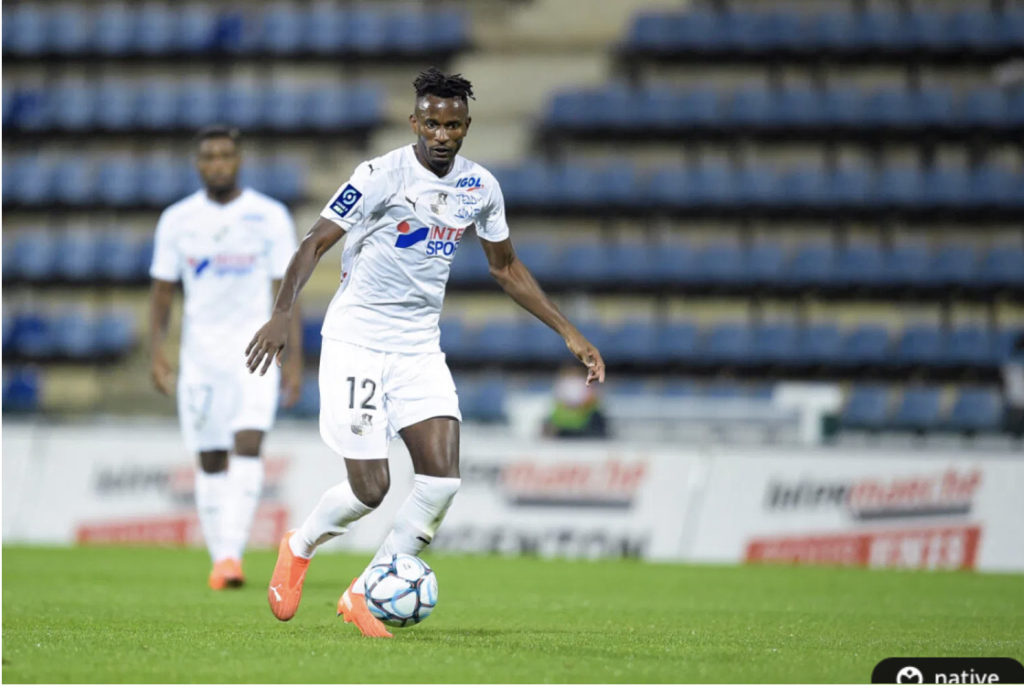 Ghana midfielder Emmanuel Lomotey misses Amiens game against Rodez due to COVID-19