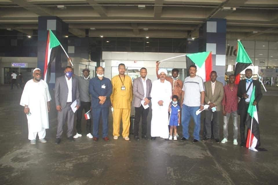 PHOTOS: Sudanese giants Al Hilal arrive in Ghana ahead of Champions League encounter against Asante Kotoko