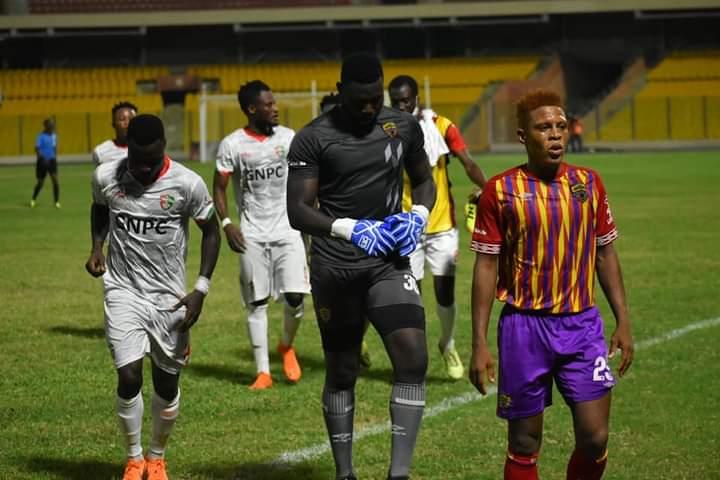 2020/21 Ghana Premier League: Week 4 Match Report - Hearts of Oak 0-0 Karela United