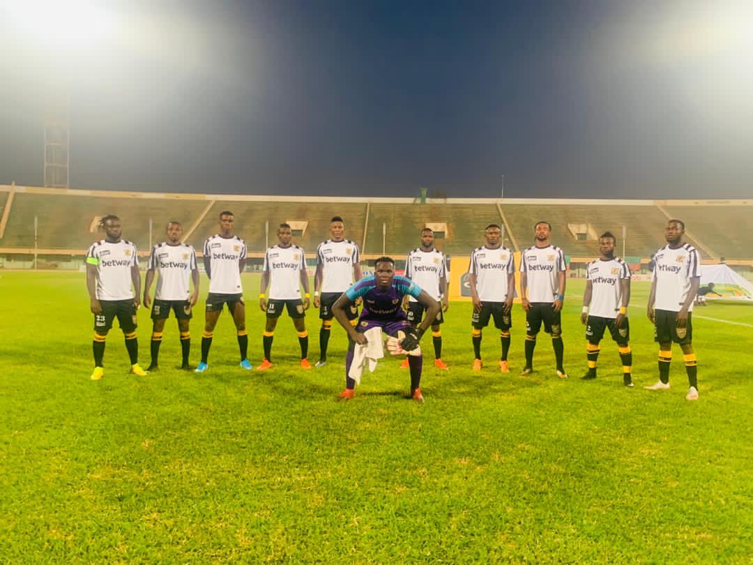 2020/21 Ghana Premier League: Week 5 Match Preview - AshantiGold vs. Elmina Sharks