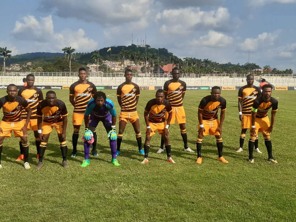 2020/21 Ghana Premier League: Week 5 Match Report - AshantiGold 4-2 Elmina Sharks