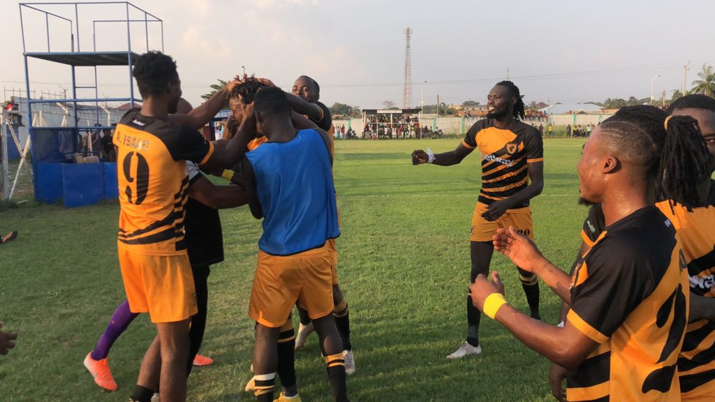 2020/21 Ghana Premier League: Week 6 Match Report - Eleven Wonders 1-1 AshantiGold