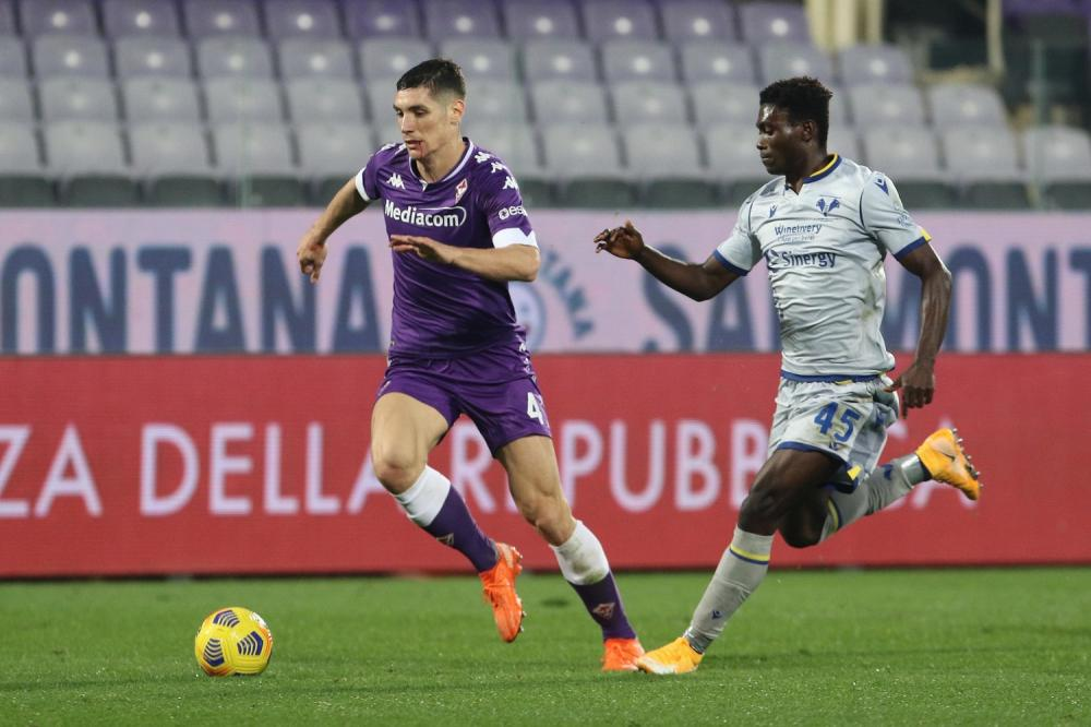 Ghanaian teenager Yeboah Ankrah 'very excited' following Serie A debut