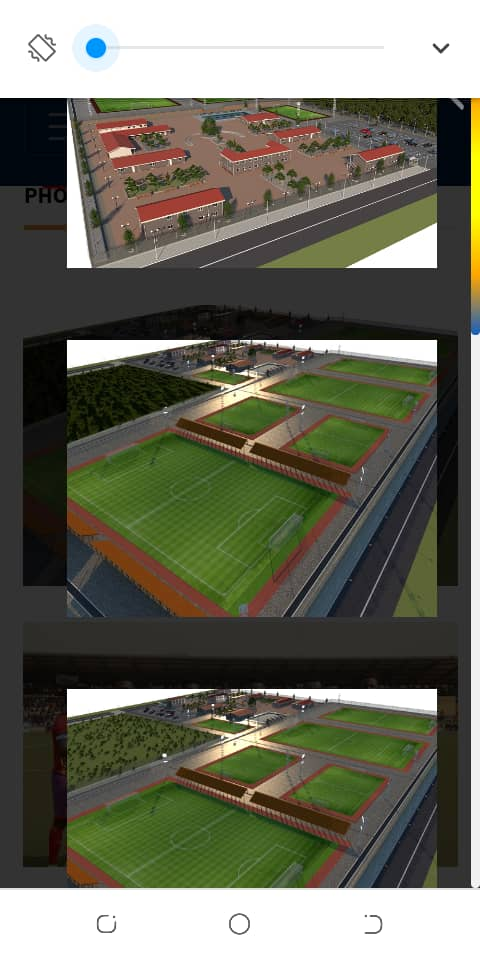 PICTURES: Hearts of Oak Pobiman Project sees massive facelift