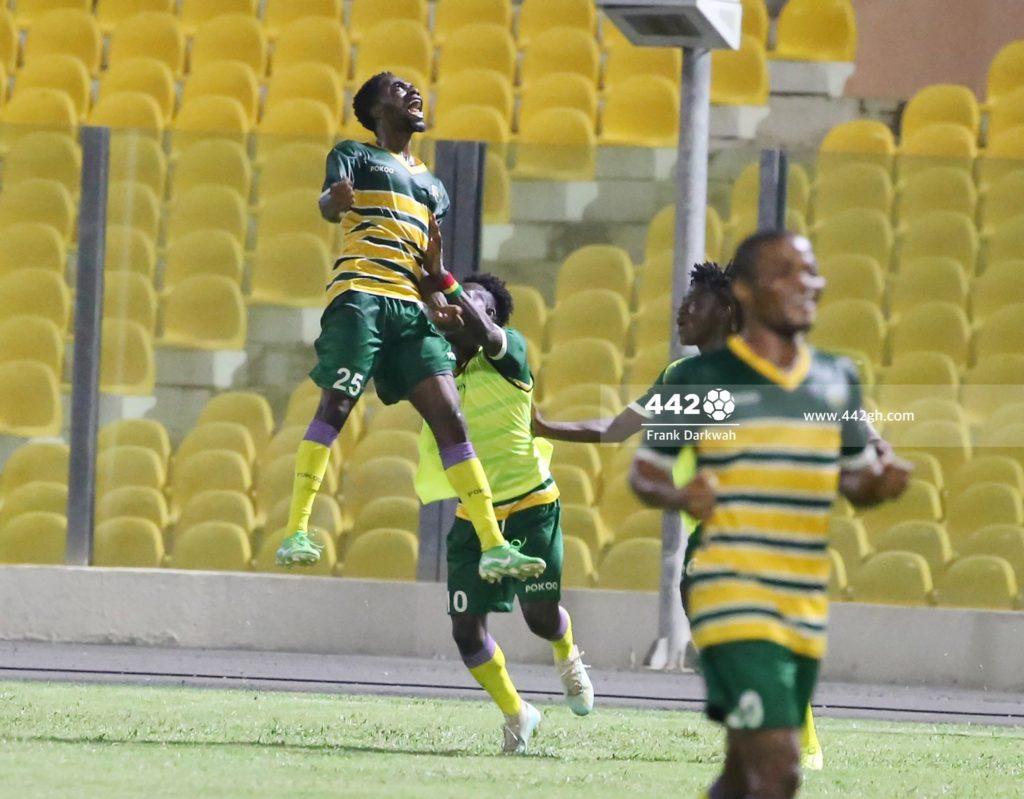 2020/21 Ghana Premier League: Week 6 Match Report- Legon Cities 1-2 Ebusua Dwarfs