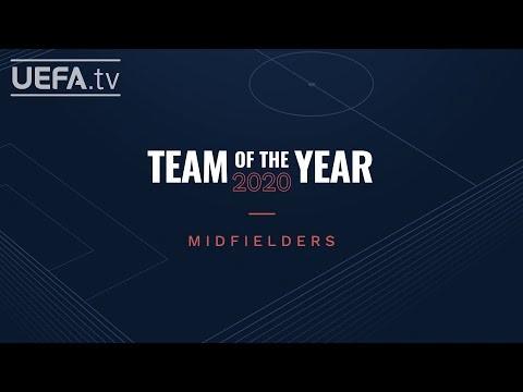 2020 UEFA.com fans' Team of the Year: MEN'S MIDFIELDERS - VOTING STARTS!