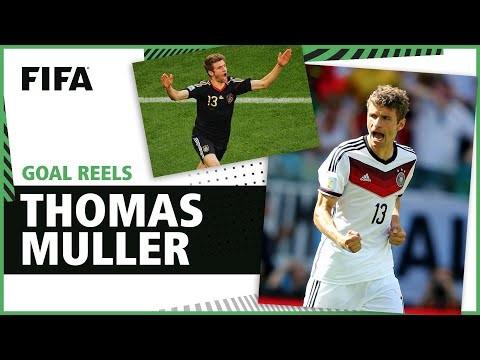 Thomas Muller | FIFA World Cup Goals