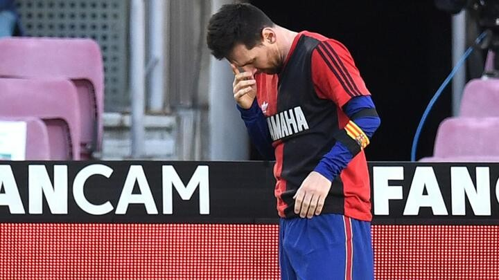 Messi yellow for Maradona tribute should be rescinded - Koeman