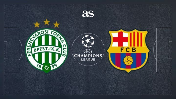 Ferencvaros vs Barcelona: how and where to watch - times, TV, online