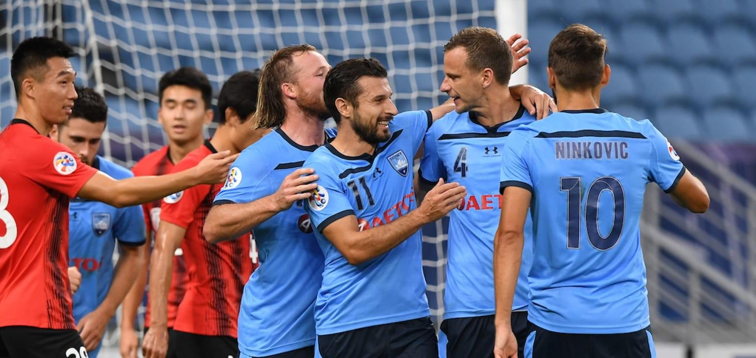 Sydney FC power past Shanghai SIPG in AFC Champions League showdown  | Football | News | AFC Champions League 2020