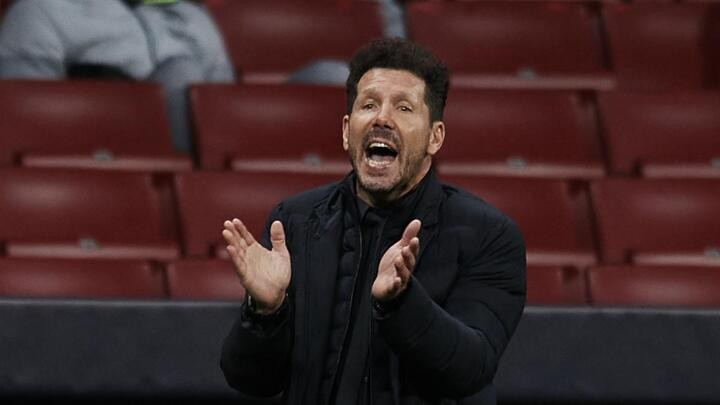 Simeone rues lack of finishing touch as Atletico go to the wire