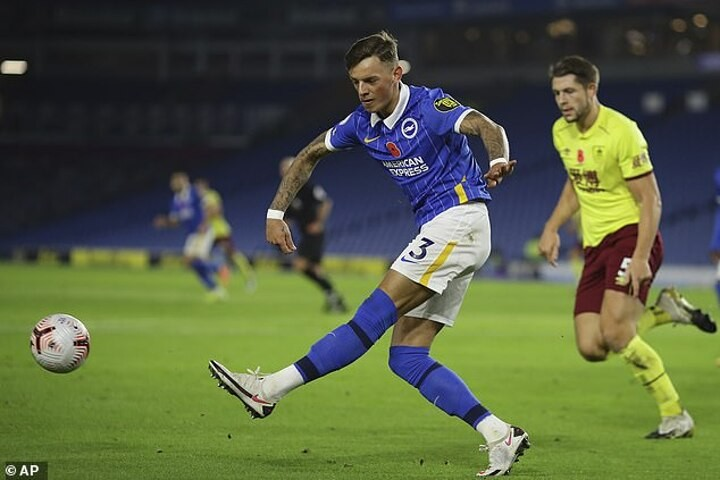 Man Utd, Chelsea and Tottenham 'among clubs interested in Brighton's Ben White'