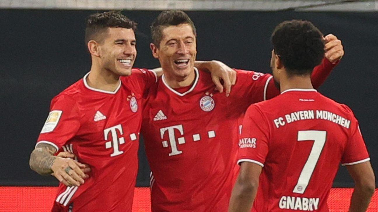 UEFA Team of the Year: Bayern, Premier League stars dominate poll