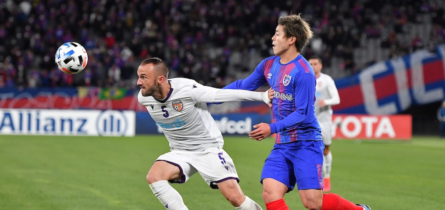 Focus is the key for FC Tokyo's Hasegawa ahead of crucial AFC Champions League tie with Perth Glory  | Football | News | AFC Champions League 2020