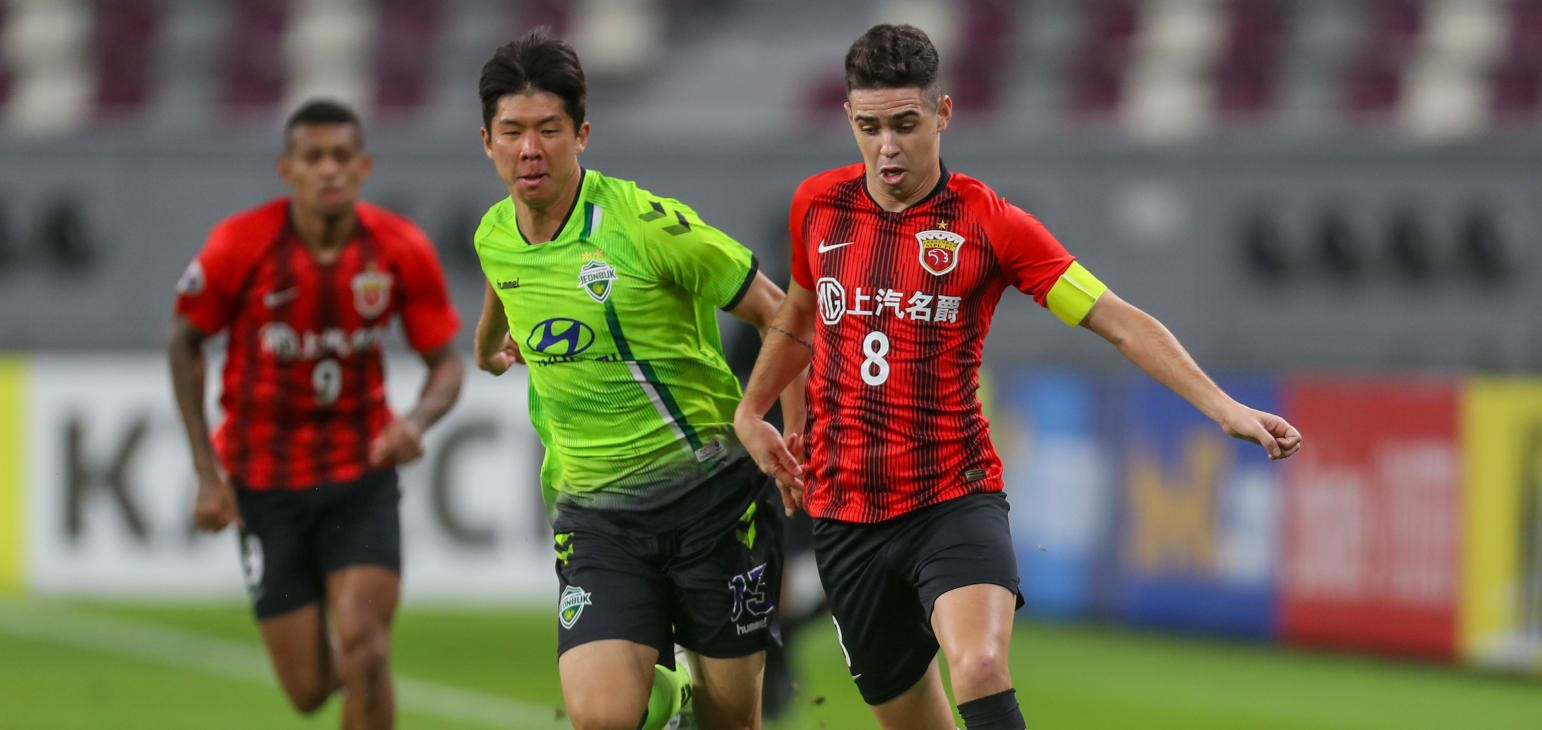 Jeonbuk Hyundai Motors targeting a dignified AFC Champions League exit against Shanghai SIPG  | Football | News | AFC Champions League 2020