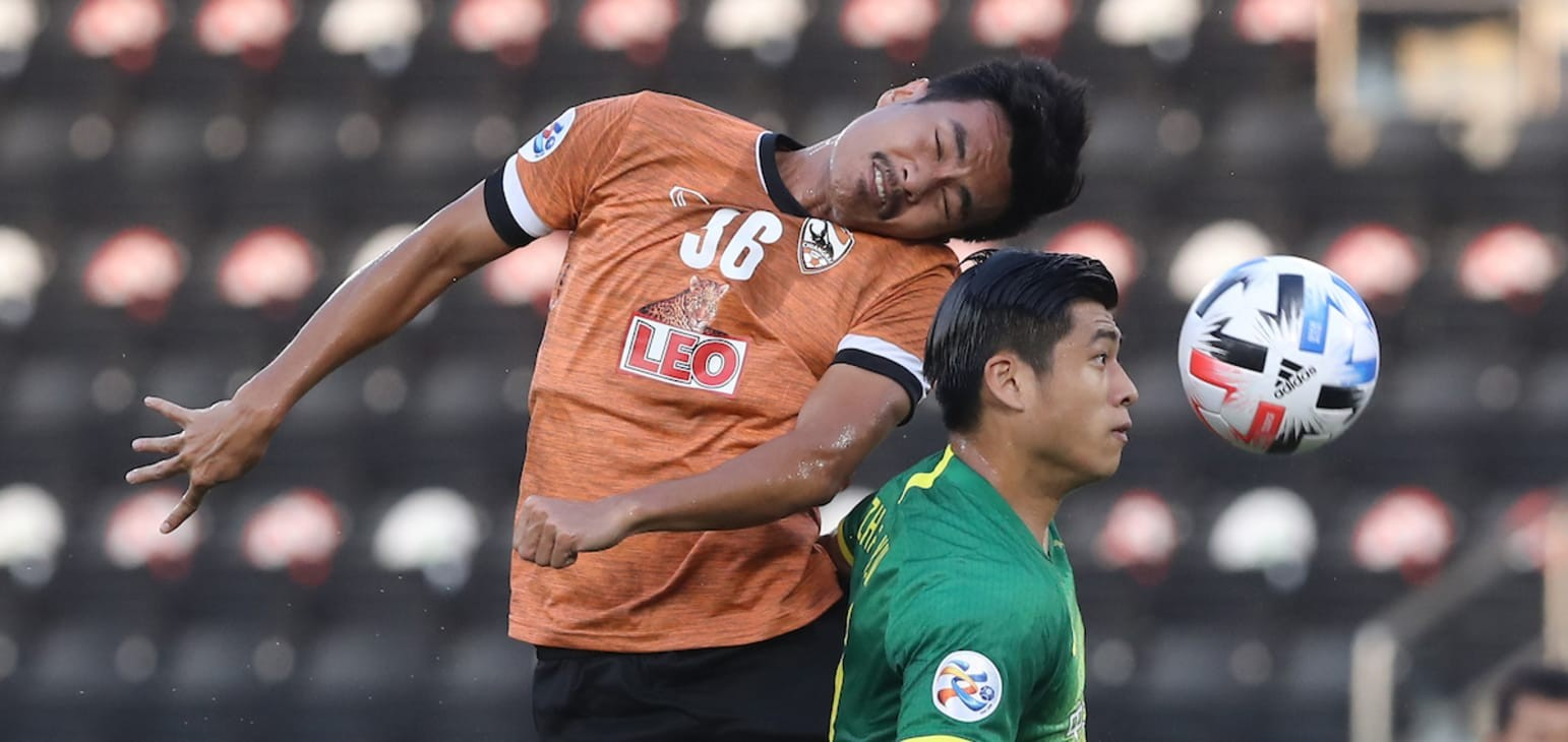 Chiangrai United hold Beijing FC to end AFC Champions League campaign on a high  | Football | News | AFC Champions League 2020