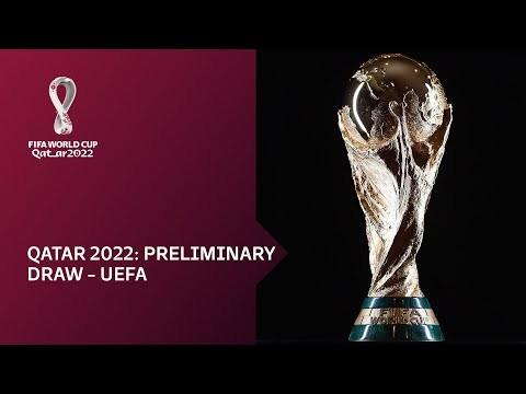 Preliminary Draw – UEFA   FIFA World Cup Qatar 2022