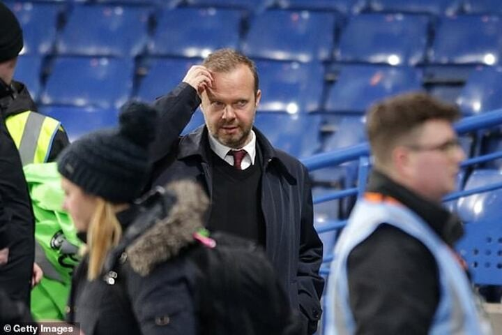 Manchester United: Ed Woodward insists Project Big Picture plans were NOT a 'power grab'