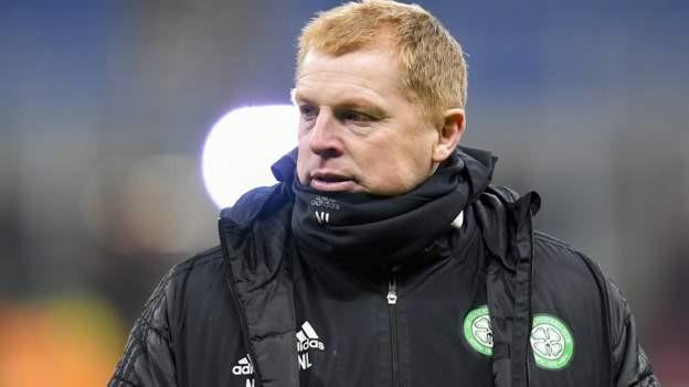 Physicality let Celtic down - Lennon