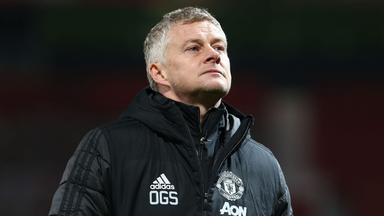 Man United to back Solskjaer in January