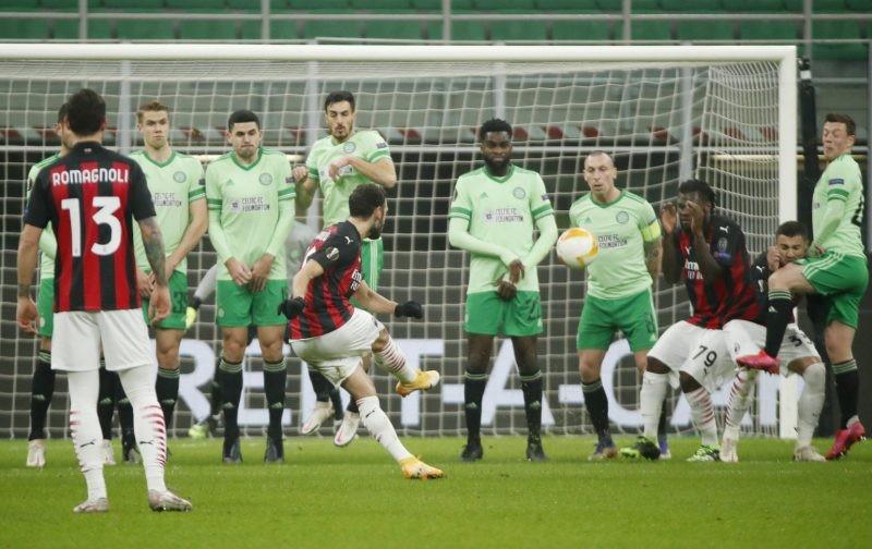 AC Milan stake claim as one of the Europa League favourites