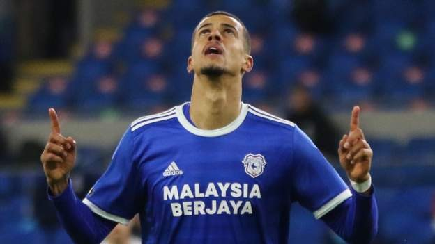 Cardiff 'almost my second home' - Glatzel