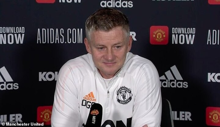 Ole Gunnar Solskjaer sets sights on top four place as he insists Manchester United are finding form