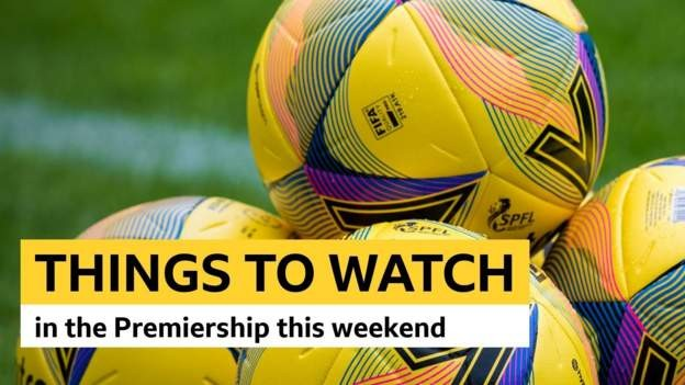 Things to watch this weekend
