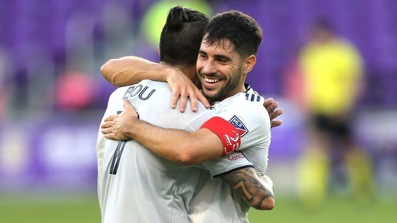The keys to New England's playoff run? Arena, Gil, Bou and spending