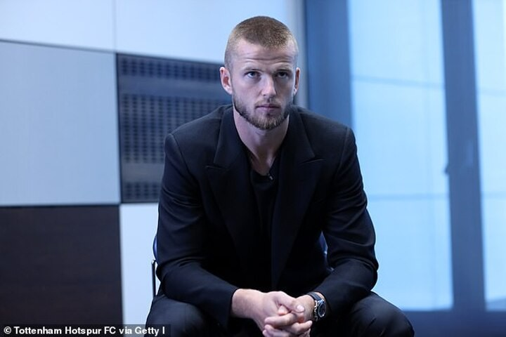 Eric Dier reveals how and why he was ready to quit Tottenham