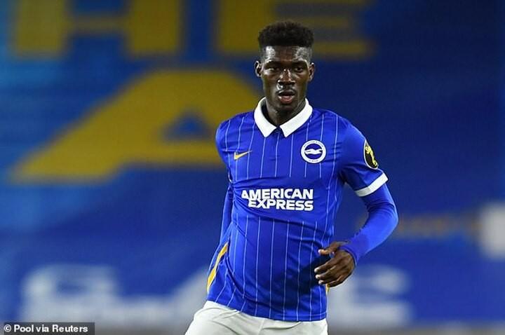 Liverpool 'eyeing up Brighton's Yves Bissouma as a potential replacement for Georginio Wijnaldum'
