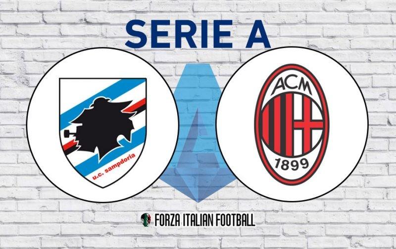 Sampdoria v AC Milan: Probable Line-Ups and Key Statistics