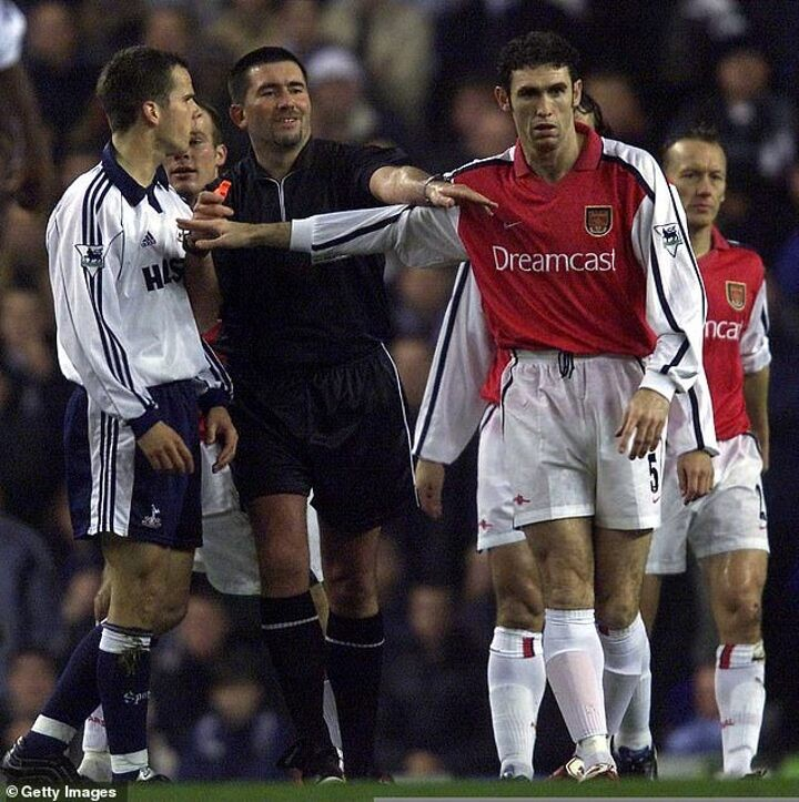 MARTIN KEOWN: The North London Derby is in my blood, it's a rivalry the players need to embrace