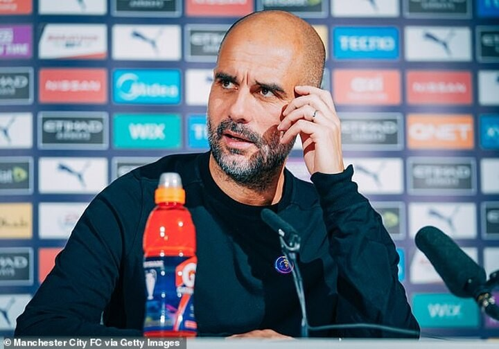 Pep Guardiola insists his players must 'raise their standards'