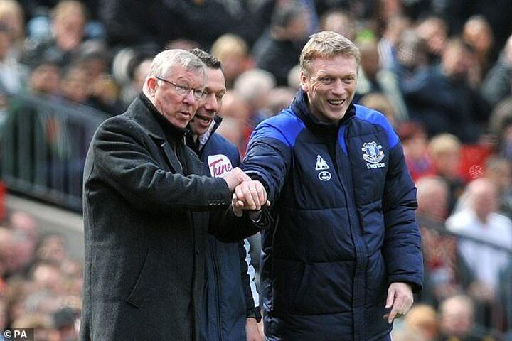 David Moyes reveals Sir Alex Ferguson texted him to praise his work at West Ham