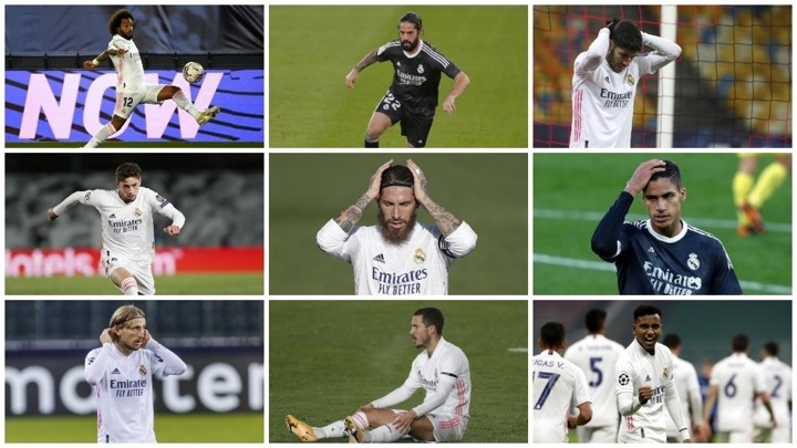 This is how the Real Madrid squad has changed since the 2018 UCL final
