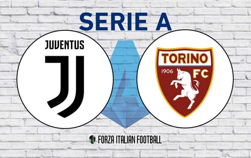 Serie A LIVE: Juventus v Torino