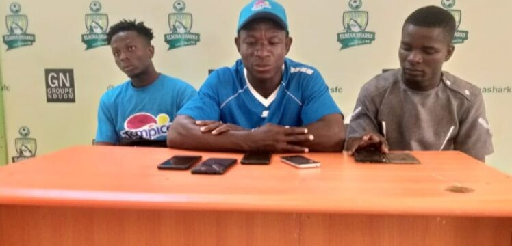 Post-match Press Conference: Assistant Coach John Eduafo