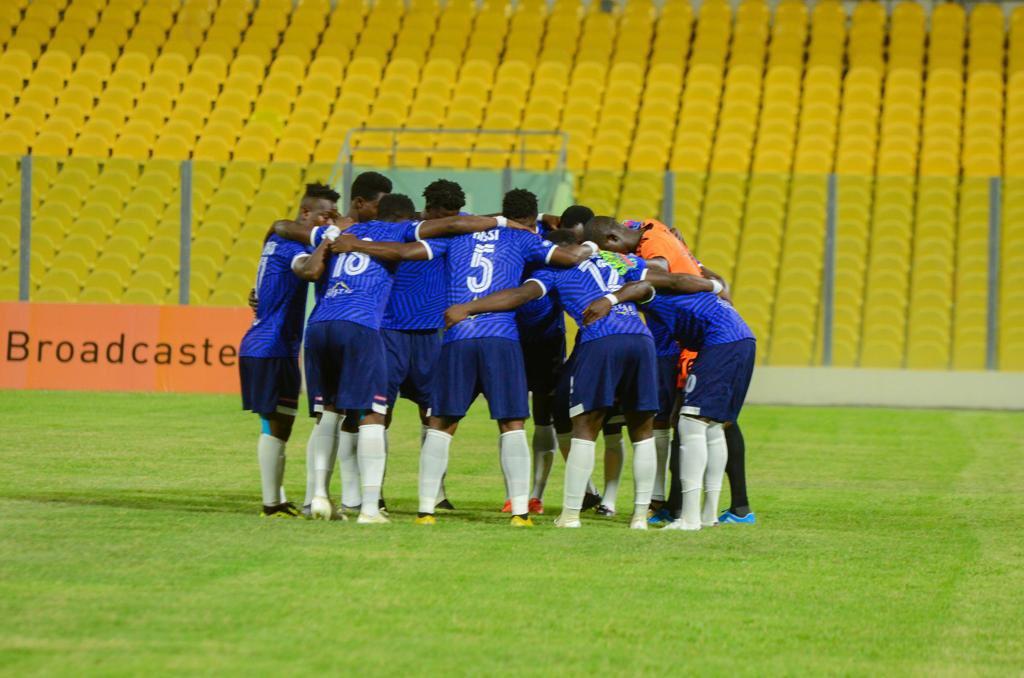 2020/21 Ghana Premier League: Week 4 Live Updates — Berekum Chelsea v Liberty Professionals