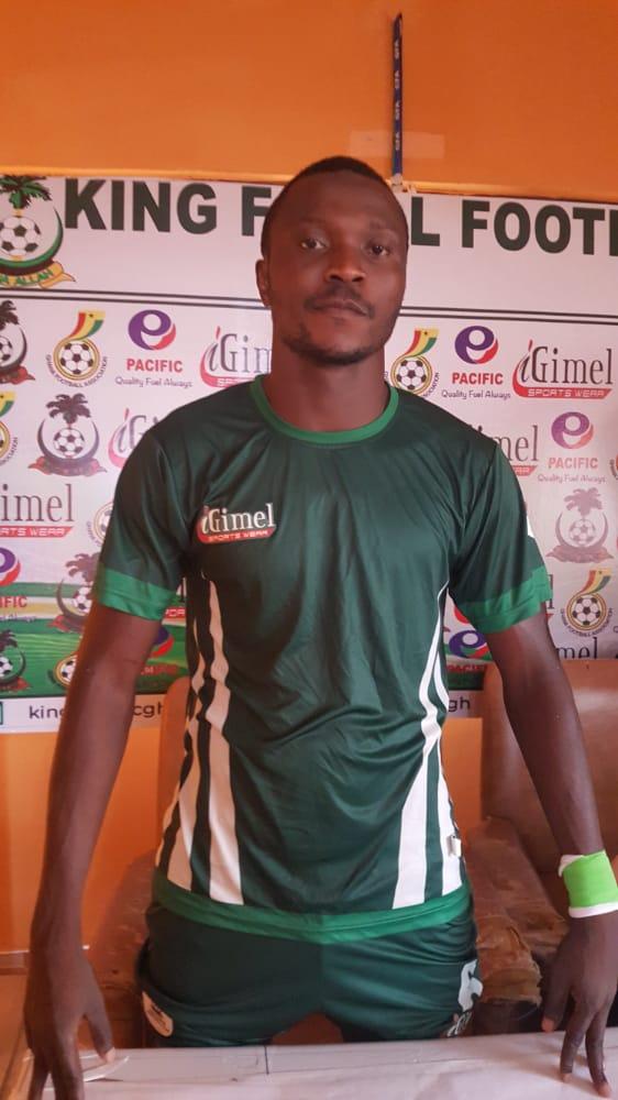 2020/21 Ghana Premier League: King Faisal midfielder Wadudu Yakubu clinches MVP award despite defeat against Hearts of Oak