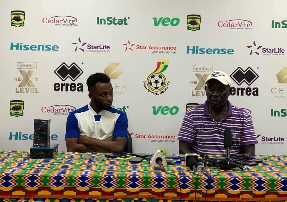 Great Olympics coach Annor Walker waxes lyrical over 'maestro' Awako for stifling Kotoko midfield