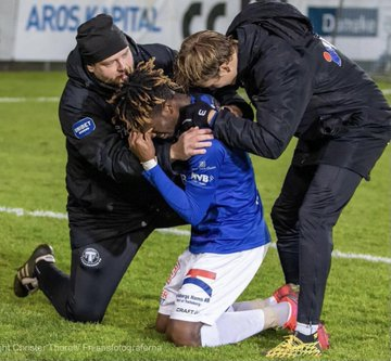 Club Consult Africa congratulates Abdul Safiu Fatawu after rescuing Trelleborgs from relegation in Swedish top-flight