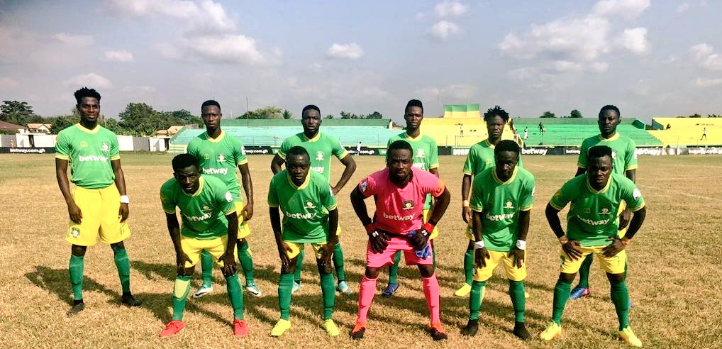 2020/21 Ghana Premier League: Week 7 Match Report — Aduana Stars 2-1 Great Olympics